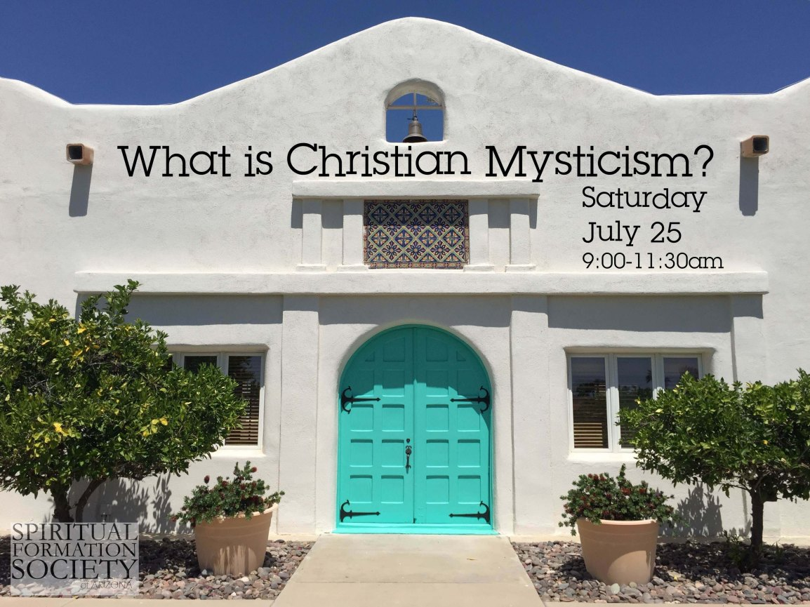 SF Collective: What is ChristianMysticism?