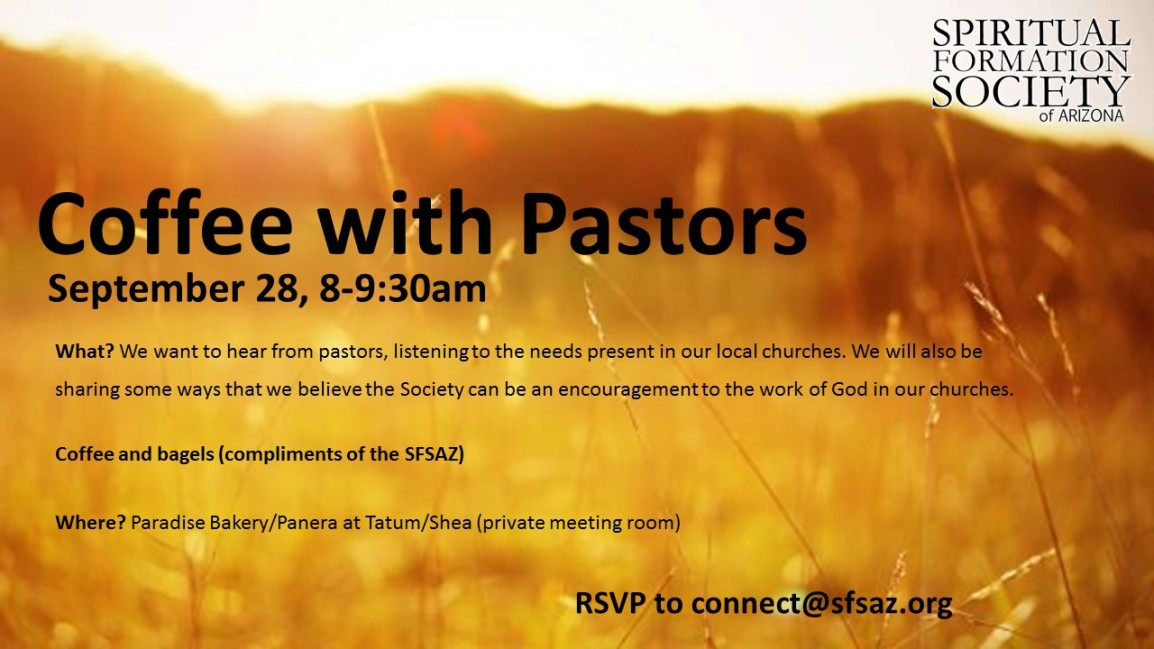 coffee with pastors graphic